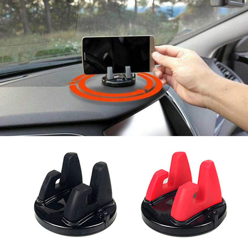 Car Phone 360 Degree Mount Dashboard <font><b>GPS</b></font> Auto Accessories <font><b>For</b></font> <font><b>Peugeot</b></font> 307 206 308 407 207 3008 <font><b>406</b></font> 208 508 301 2008 408 5008 image