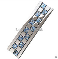 LSYX5614 Nice Glass Border For Wall Kitchen Backsplash Tiles Kitchen Backsplash Glass Border