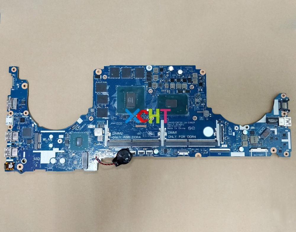 for Dell Inspiron 15 7577 JP90V 0JP90V CN 0JP90V N17E G1 A1 CKA50 CKF50 LA E992P