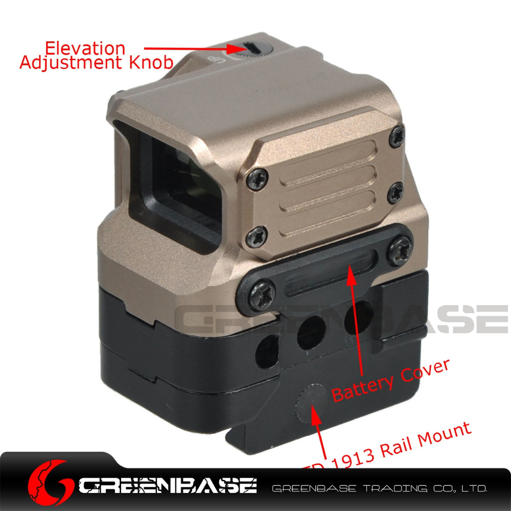 Greenbase 2017 New FC1 Red Dot Sight 2 MOA Reflex Sight 1X Holographic Sight Tactial Red Dot Scope Riflescope For 20mm Rail greenbase 3 moa mini red dot sight reflex sight 1x25 reticle red dot scope with qd mount hunting scopes for 20mm rail base