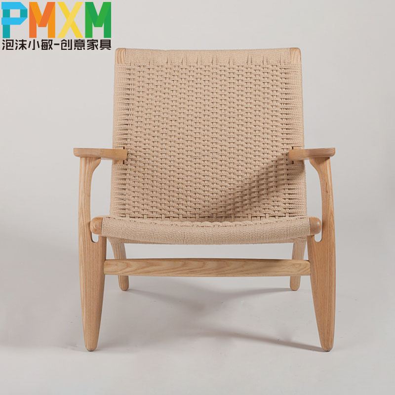 Popular Upscale casual recliner chair simple and stylish handmade woven  XR64