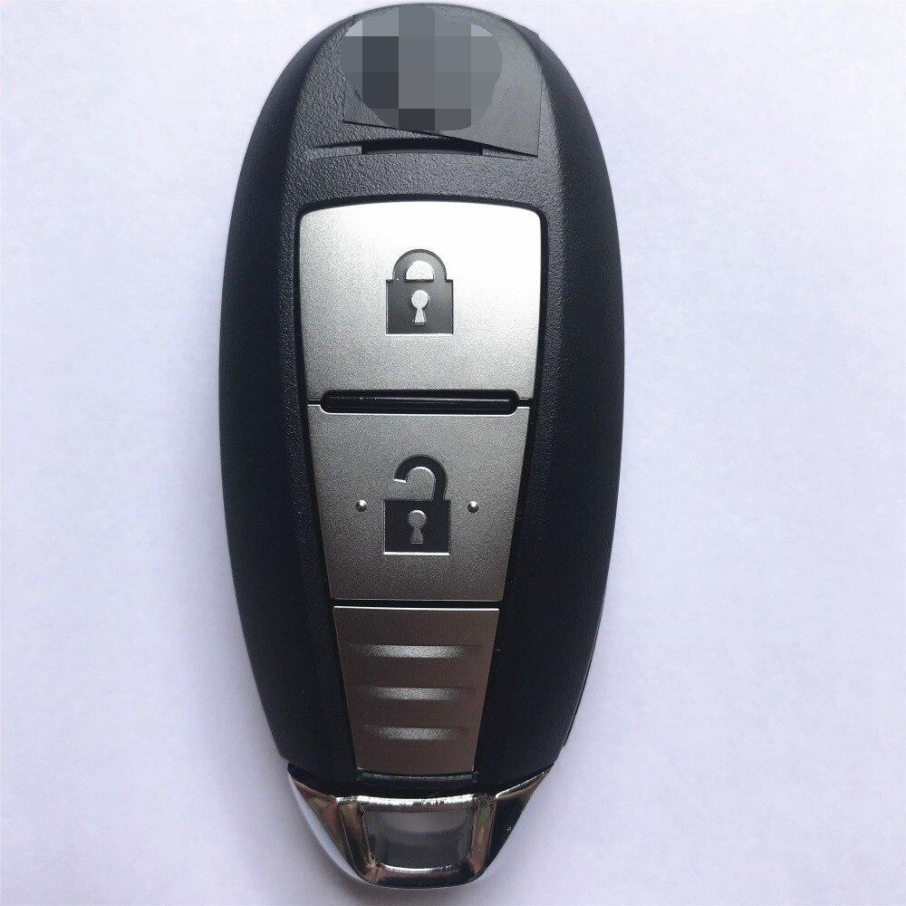 Genuine 2 Buttons 434 MHz Smart Proximity Key for Suzuki Vitara CMIIT ID 2013DJ1464 R64M0