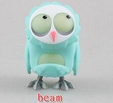 "New Arrival Coarsetoys Omen 3pcs 3.5""/9.5cm Owl series with original box action figure"