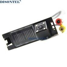 Cámara de Visión Trasera Inversa cámara de copia de seguridad del estacionamiento del rearview para Hyundai IX35 Tucson con 4 CCD HD LED con cable inalámbrico