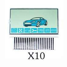 10PCS Starline A91 LCD display flexible cable for Starline A91 Lcd remote two way car