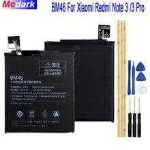 4000 мАч 4050 мАч BM46 Батарея Для Сяо mi красный mi Примечание 3 mi Note3 Pro/премьер Bateria Аккумулятор + Инструменты