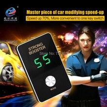 Car upgrade Strong booster auto throttle controller pedal commander for skoda octavia fabia yeti rapid hyundai solaris ix35 цена 2017