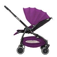 Original Baby Stroller 2018 New Style Light Folding Umbrella Trolley Baby Carriage Buggy Lightweight Black Infant Safe Seat Car