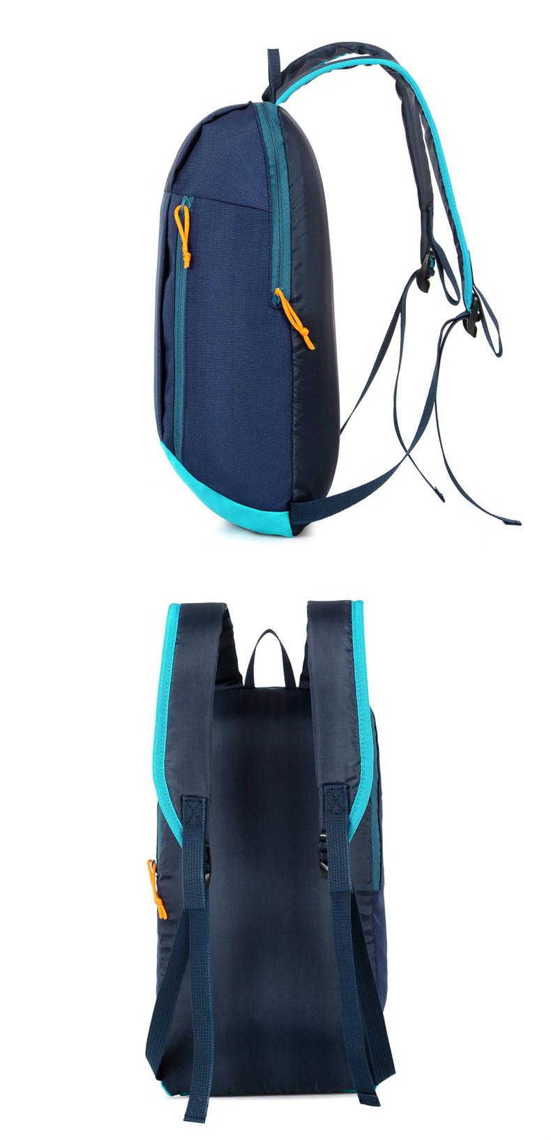 Waterproof S ports Backpack Out Door Luggage Shoulder Women Men School Bags Bagpack Mini Small Teenage Travel Rucksack 11