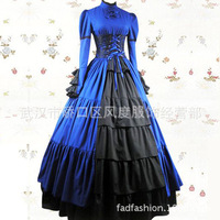 Gothic Lolita dress princess dress cosplay tailor Victorian dress custom made