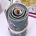Школьная сумка-карандаш  сумка-карандаш для девушек  косметичка  сумки для офиса  канцелярские принадлежности  Холщовый футляр для карандаш...