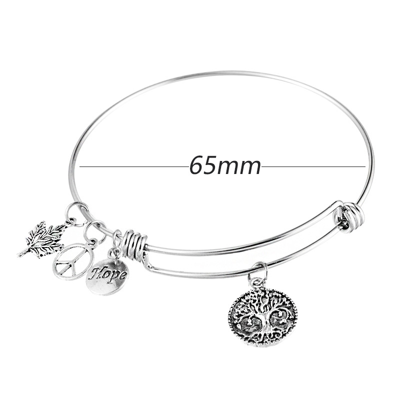 Aliexpresscom Buy Simple Design Hope Tree Of Life Pendant Charm - Cool invoice template free pandora store online