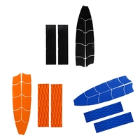 Set of 11 Surf Traction Grip Tail Pad for Kayak Boat Deck Surfboard Skimboard SUP Stand up Paddle Board Surf Board Tail Pad