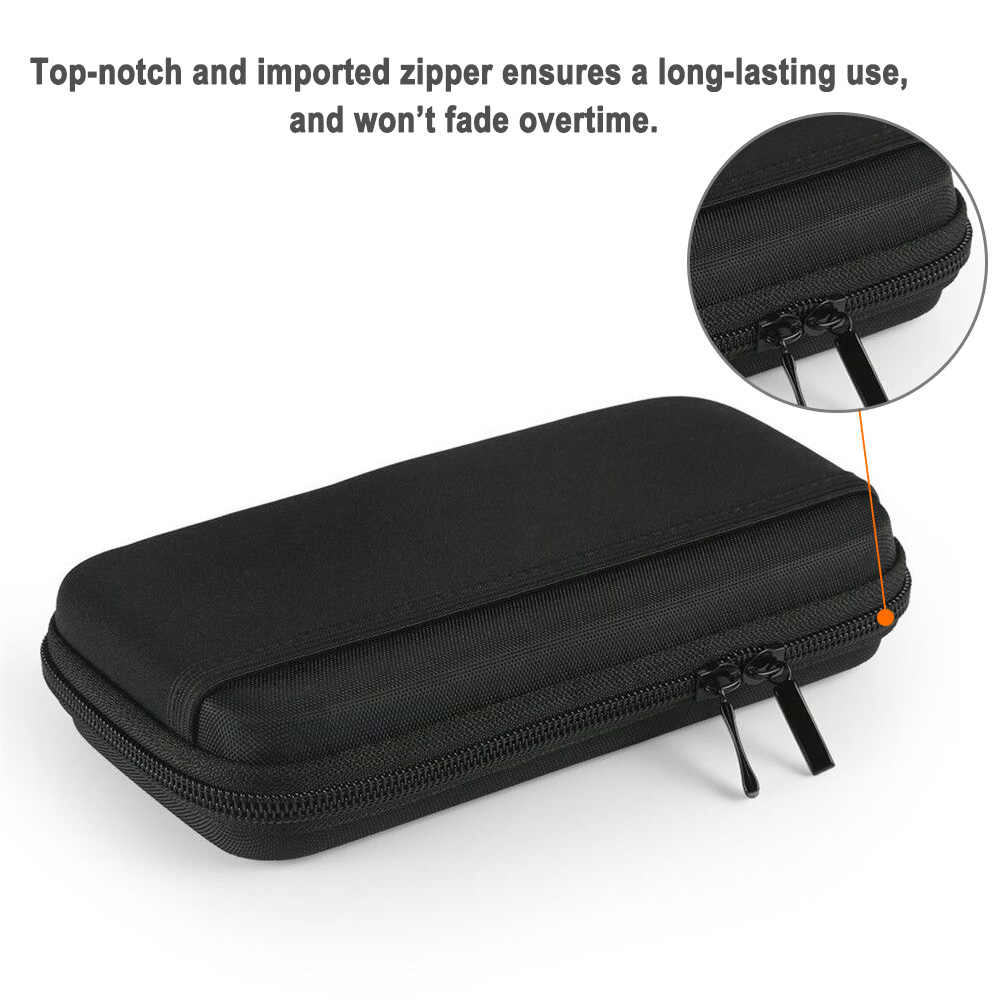 EasyAcc 20000 мАч 26000 мАч Внешний Аккумулятор сумка для Anker Aukey ROMOSS ROCK pisen10000 мАч Внешний аккумулятор чехол для путешествий