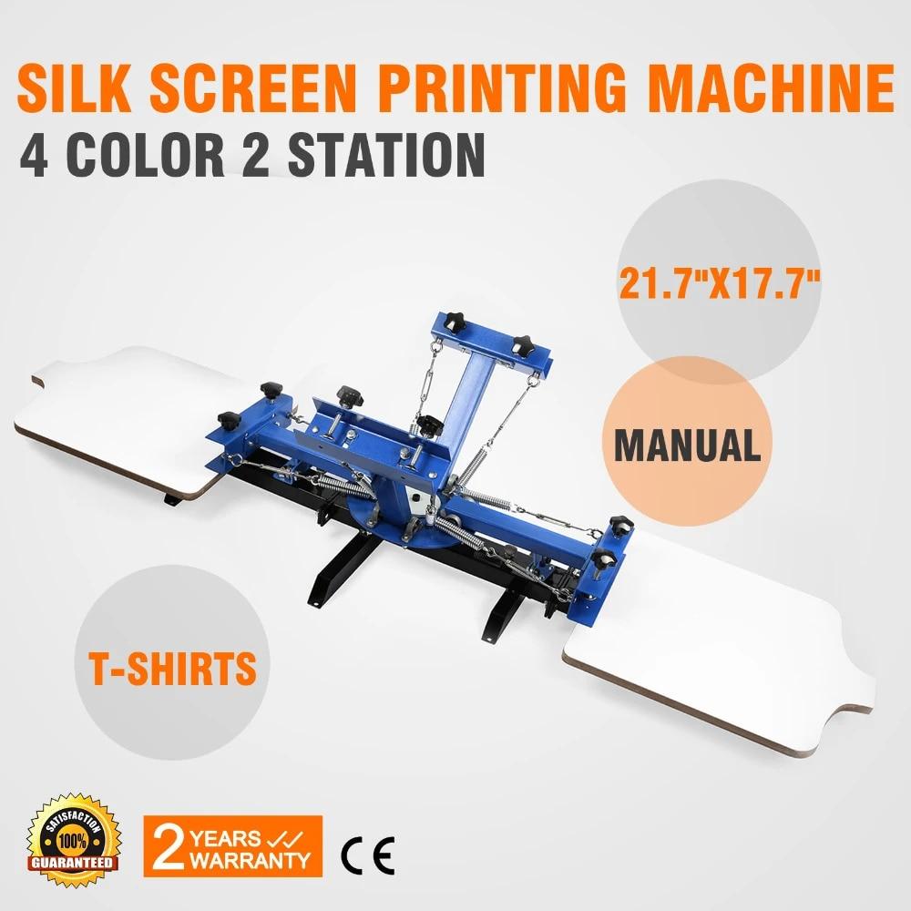 Screen Printing Machine,Multi-Color Press Machine Hat Screen ...