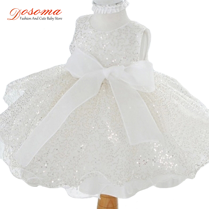 Alta calidad 2018 verano bebé tutú vestidos niños bling ropa niños princesa arco flor niñas vestidos para fiesta y boda