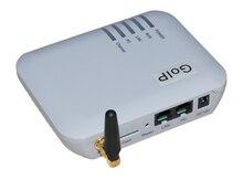 GOIP 1 チップ GSM ゲートウェイ (Imei の変更、 1 SIM カード、 SIP & H.323 、 VPN PPTP)。 SMS GSM VOIP ゲートウェイ プロモーション