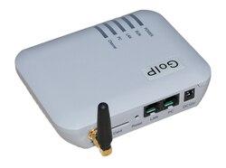 GOIP 1 chip GSM Gateway (cambio IMEI, 1 tarjeta SIM, SIP y H.323, VPN PPTP). SMS GSM VoIP Gateway-Promoción