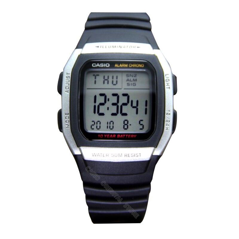 6c507d180d5 Casio watch men s fashion Digital watch fashion casual military style wrist  watch man relogio masculino Original Genuine W 800 em Relógios digitais de  ...