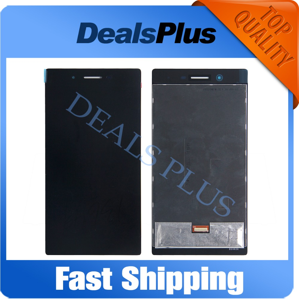 Replacement New LCD Display +Touch Screen Assembly For Lenovo Tab3 3 7 730 TB3-730 TB3-730X TB3-730F TB3-730M 7-inch Black