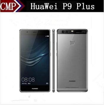 "Original HuaWei P9 Plus 4G LTE Mobile Phone Kirin 955 Android 6.0 5.5"" FHD 4GB RAM 128GB ROM 12.0MP Fingerprint Force Touch"