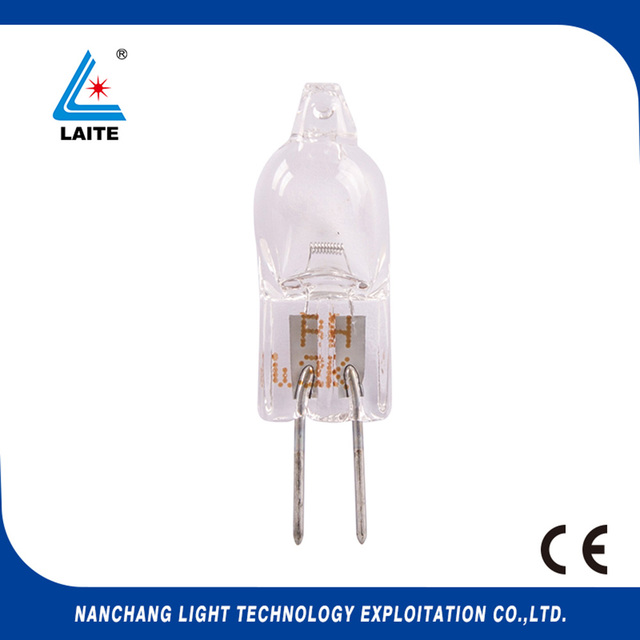 LT03012 PH5761 6Volts30Watts G4 for Zeiss Olympus Nikon xenon microscope halogen bulb FREE SHIPPPING