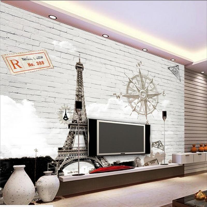 Murals For Walls online get cheap paris murals walls -aliexpress | alibaba group