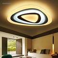 Ultradünne wohnzimmer acryl deckenleuchte warmes schlafzimmer buch licht kunst herzförmigen deckenleuchten AC90-260V