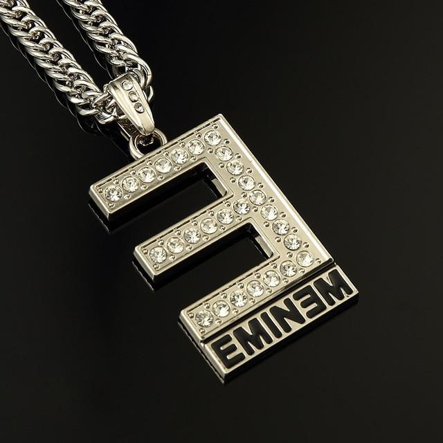 New arrival eminem hip hop hiphop accessories hiphop necklace new arrival eminem hip hop hiphop accessories hiphop necklace pendant aloadofball Images