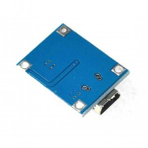 Image 3 - 100PCS/LOT TP4056 1A Lipo Battery Charging Board Charger Module lithium battery DIY Mini USB Port +