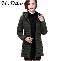 Kış Ceket Kadınlar 2018 Bahar Pamuk-yastıklı Lady Ceket Kadın Jaqueta Casaco Chaqueta Feminino Mujer Kırmızı Yeşil Siyah XL ~ 4XL 5XL
