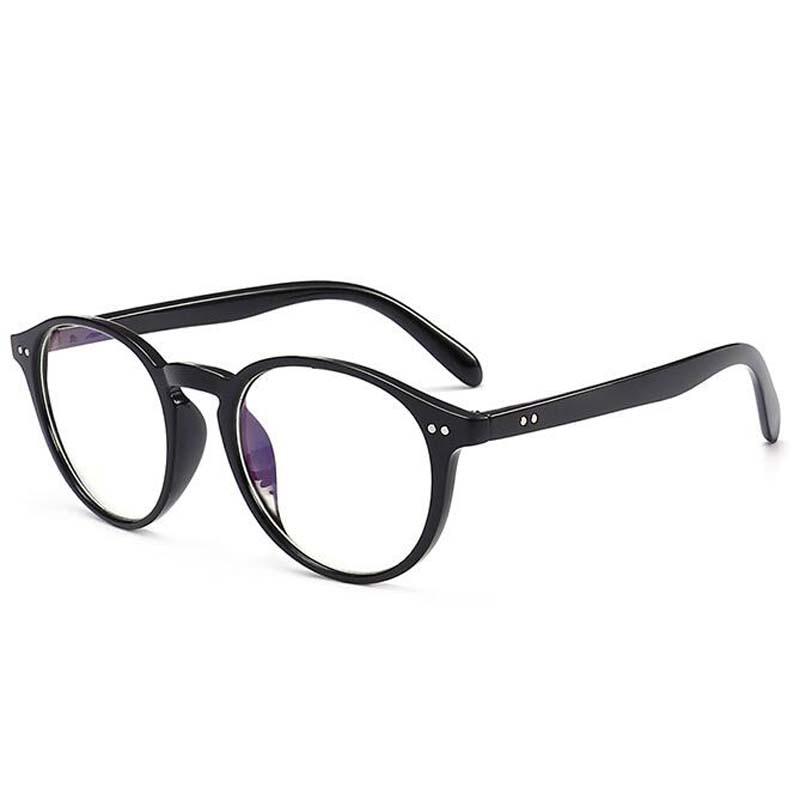 Gafas miopía terminadas Mujeres Blanco y negro Marco ovalado Lentes - Accesorios para la ropa - foto 4