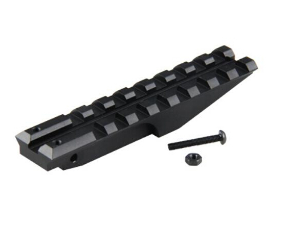 Tactical Rifle Scope Accessories 5KU Rear Rail Mount sight rail fit for AK series airsoft electric