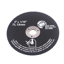 For metal granite marble tile brick disc for protable/DIY cutting tools electrical chain Resin grinding 75MM circular saw 3 x 6 bianco carrara white marble honed brick tile