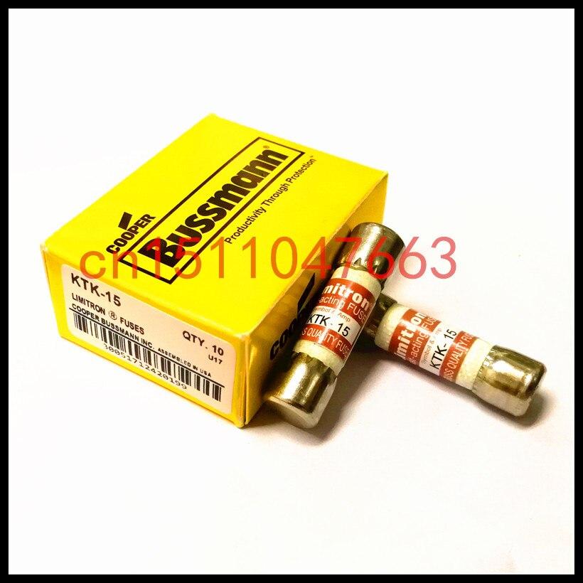 US $30 8 |10PCS Fluke 83 85 86 87 88 Multimeter Fuse 15A 600V Fast Acting  Fuse KTK 15 Bussmann-in Fuses from Home Improvement on Aliexpress com |
