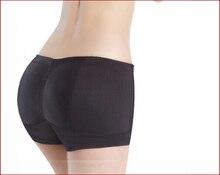 Free Shipping Women Sexy Butt Shaper Panties False Bum Padded Butt Enhancer Buttocks Hip Up Underwear Plus Size Fiber Lift Pant