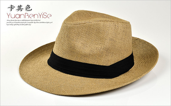 Sun Hats Summer fashion Men's and women's Sandy beach
