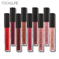 Rosalind Waterproof Matte Liquid Lipstick Moisturizer Smooth Lip Stick Long Lasting  Lip Gloss Cosmetic Beauty Makeup