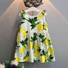 Teen Baby Girl Dress 2018 Print Casual Kids Dresses Age 6m - 5Years Evening  Clothes Zs542 830190795fb7