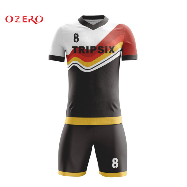 de450916f 100% polyester adults kids soccer top shirts sublimation custom  personalized soccer tshirt