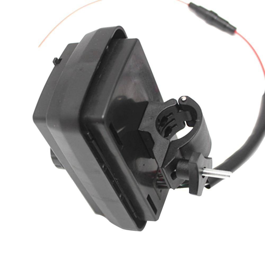 Alarm motocyklowy Wodoodporny system dźwiękowy Radio FM Wzmacniacz - Akcesoria motocyklowe i części - Zdjęcie 5
