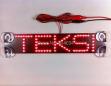 Malaysia teksi taxi third brake light additional lights led refit car front windshield glass lamp