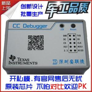 цена на CC Debugger ZigBee Bluetooth Emulator 254025412530 Download Debug Burner
