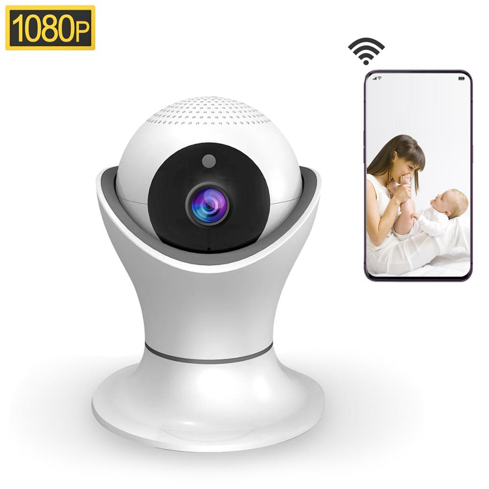 Buy HD 1080P Cloud Wireless IP Camera Home Security Surveillance CCTV Network Wifi Camera Bulit MIC for only 29.9 USD