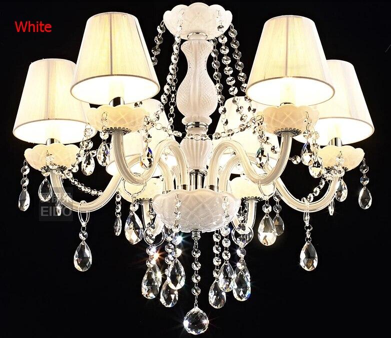 Moderno lampadario di cristallo promozione fai spesa di articoli ...