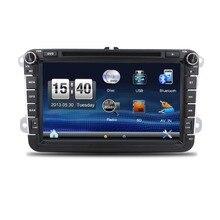 ¡ Nuevo! 2din Coche dvd GPS para VW GOLF 5 Golf 6 POLO PASSAT CC JETTA TIGUAN TOURAN EOS SHARAN SCIROCCO TRANSPORTER T5 CADDY