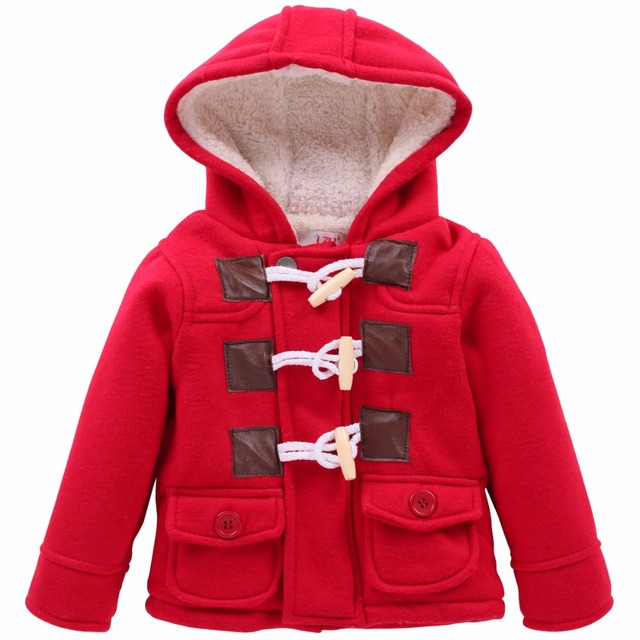 2019 Kids Clothes For Children Clothing Infant Baby Boy Clothes Autumn Winter Hooded Jacket For Boys Coat Outerwear 2 5 6 Years