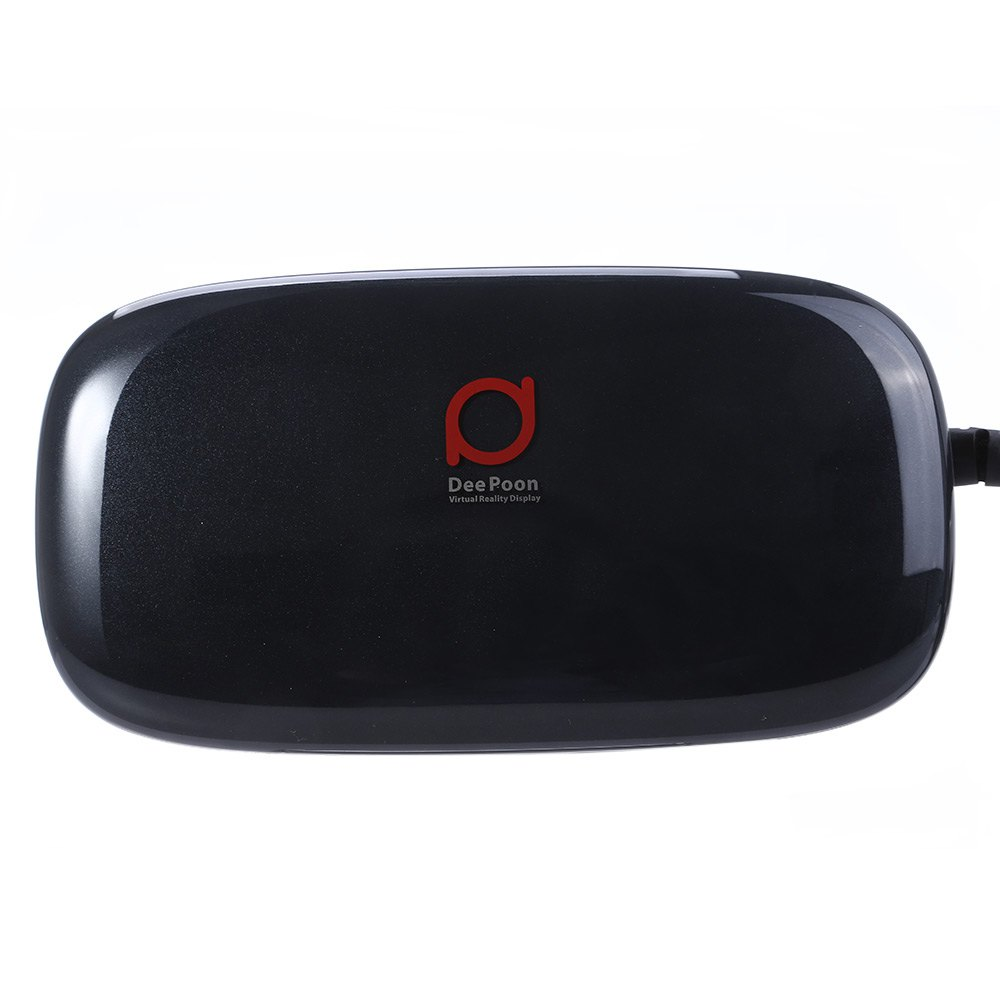 <font><b>Deepoon</b></font> E2 Virglass 3D Head-Mounted <font><b>VR</b></font> <font><b>Glasses</b></font> Virtual Reality Full View <font><b>Headset</b></font> Game Video Private Theater For Windows 7 8