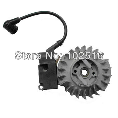 52cc chainsaw high quality   Fly wheel assy in china