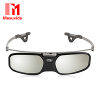 RX30S 3D Active DLR Link Shutter Virtual Reality Glasses For Optama Viewing Distance Up To 20m